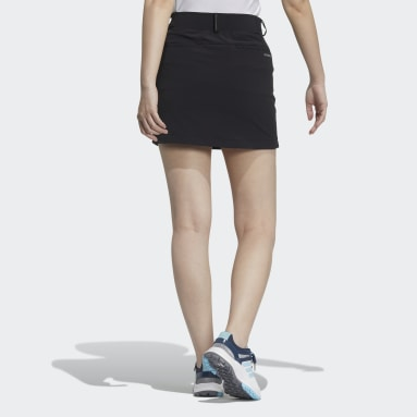 Women Golf Black Skort
