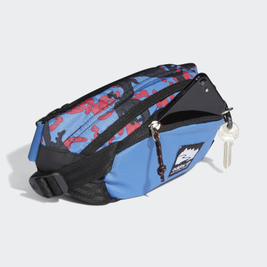 Riñonera pequeña adidas Adventure Azul Originals