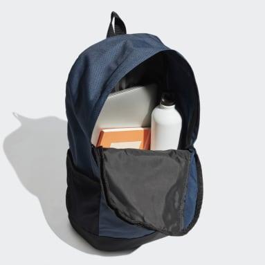 синий Рюкзак Essentials Logo