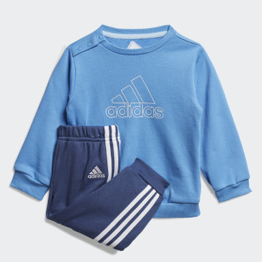 Kids Gym & Training Blue Must Haves Jogger Set