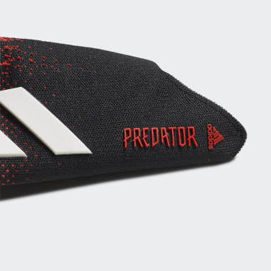 Guantes Predator 20 Pro (UNISEX) Negro Fútbol