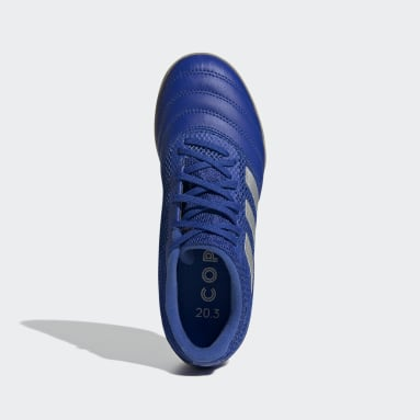 Kids Futsal Blue Copa 20.3 Sala Indoor Boots