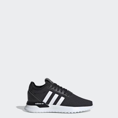 Kids Originals Black U_Path X Shoes