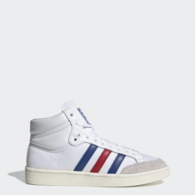 Originals Hvid Americana Hi sko