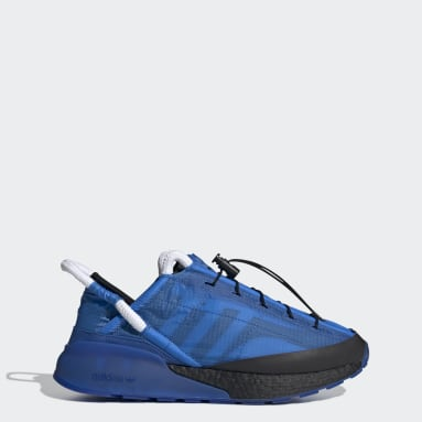 Men's Originals Blue Craig Green ZX 2K Phormar Shoes