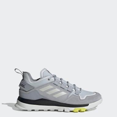 Men's TERREX Grey Terrex Hikster Low Hiking Shoes