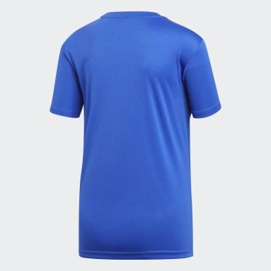 Camiseta Campeón 19 Azul Mujer Fútbol