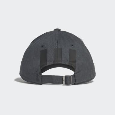 Training Grey Essentials 3-Stripes Cap