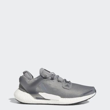 Men's Training Grey Alphatorsion Boost Shoes