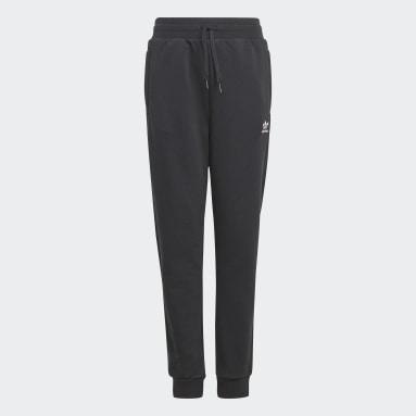 Youth Originals Black Adicolor Pants