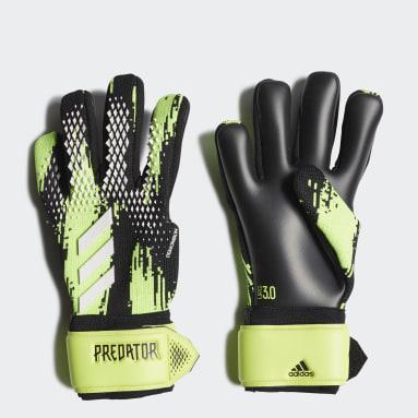 Voetbal groen Predator 20 League Handschoenen