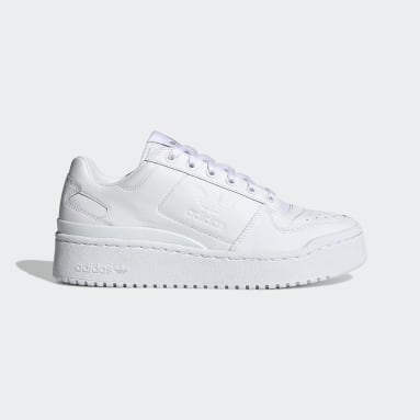 Women's Originals White Forum Bold Shoes