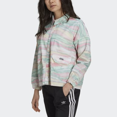 Women's Originals Multicolor R.Y.V. Windbreaker
