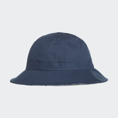 Originals Blue Sport Bell Bucket Hat