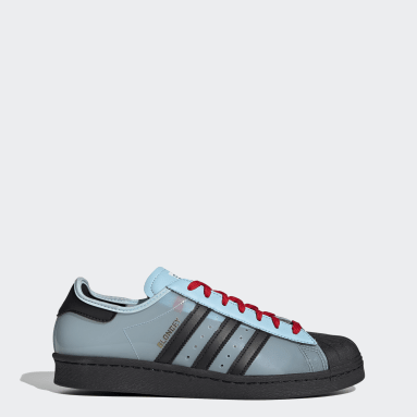 Chaussure Blondey adidas Superstar Bleu Originals