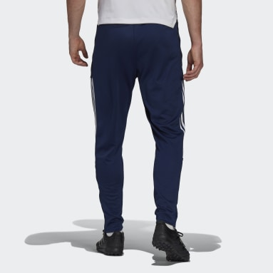 Men Football Blue Tiro 21 Track Pants