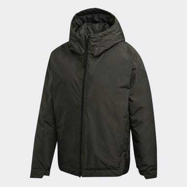 Dam City Outdoor Grön Traveer Insulated Rain Jacket