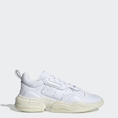 Men's Originals White Supercourt RX Shoes