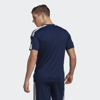 Men Soccer Blue Squadra 21 Jersey