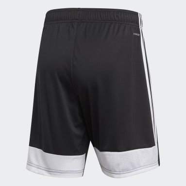 Men's Soccer Black Tastigo 19 Shorts