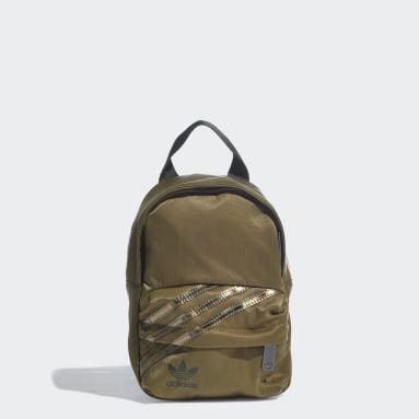 Børn Originals Brun Mini rygsæk