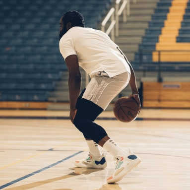 Basketball White Harden Vol. 5 Futurenatural Shoes