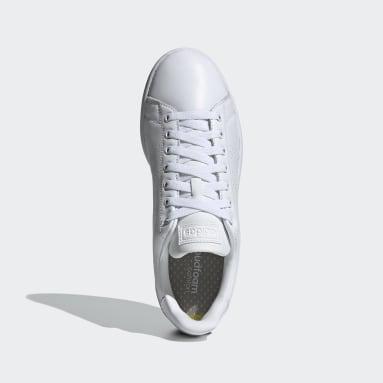 Tennis Wit Advantage Schoenen