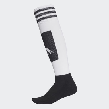 Men Gym & Training White Performance Weightlifting Socks