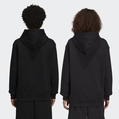 Originals Black Pharrell Williams Basics Hoodie (Gender Neutral)