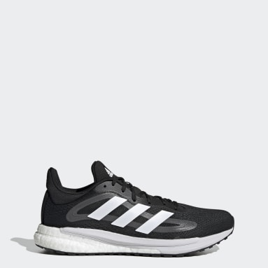 Chaussure SolarGlide4 Noir Running