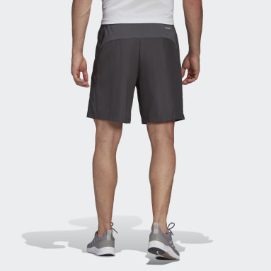 Men's Training Grey AEROREADY Designed 2 Move Woven Sport Shorts