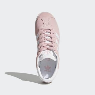 Meisjes Originals Roze Gazelle Schoenen
