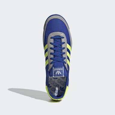 Sapatos Orion Azul Originals