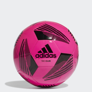 Football Pink Tiro Club Ball