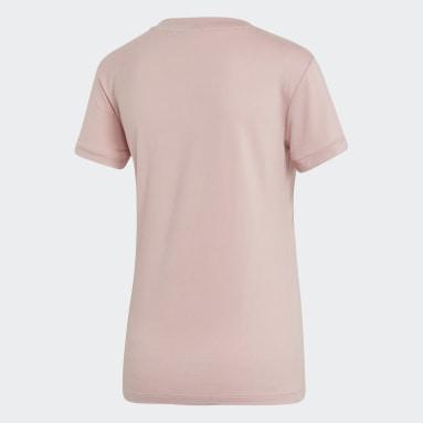Camiseta Rosa Mujer Originals