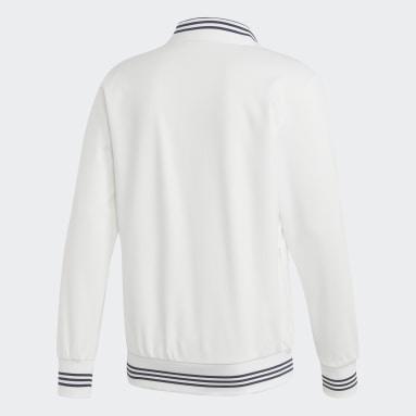 Men's Originals White Freetime Jacket