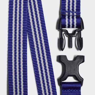Training Purple Lanyard
