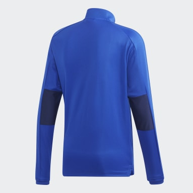 Men Gym & Training Blue Condivo 18 Training Track Top