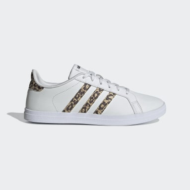 Women Tennis White Courtpoint Shoes