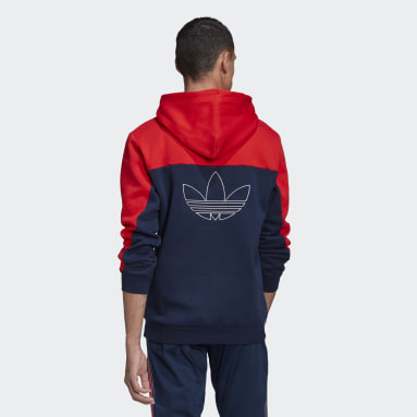 Men's Originals Red Arsenal Hoodie