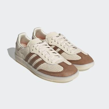 Chaussure Wales Bonner Samba blanc Originals