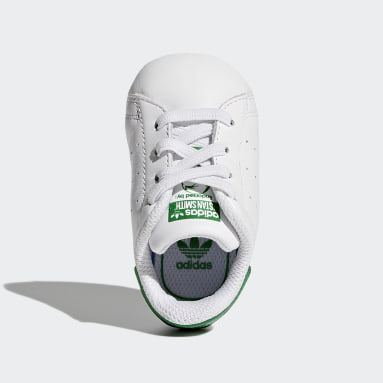 Chaussure Stan Smith blanc Bambins & Bebes Originals