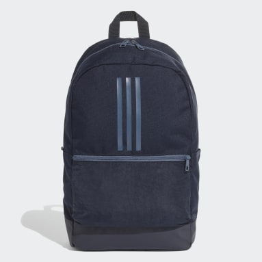 Sportswear Blue Classic 3-Stripes Backpack