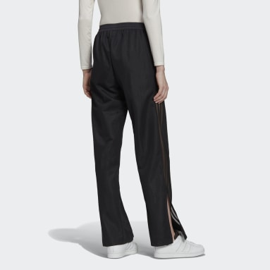 Women Originals Black Wide-Leg Pants
