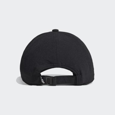 Training Black AEROREADY 3-Stripes Baseball Hat