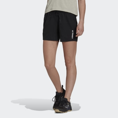 Terrex Liteflex Hiking Shorts Czerń
