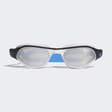 Óculos Natação Persistar 180 Espelhados (UNISSEX) Prata Natação