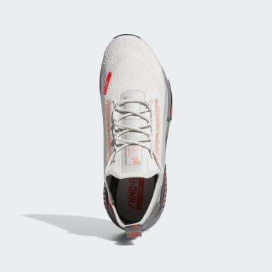 Originals Grå NMD_R1 Spectoo sko