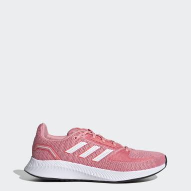 Women Running Pink Run Falcon 2.0 Shoes