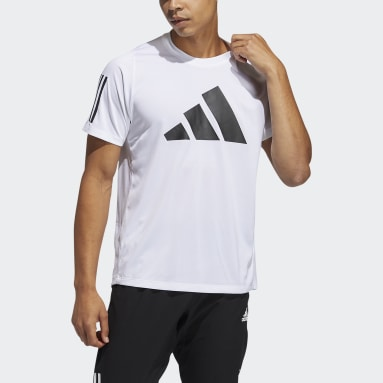 T-shirt FreeLift Blanc Hommes Running